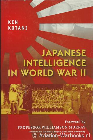 Japanese Intelligence in World War II
