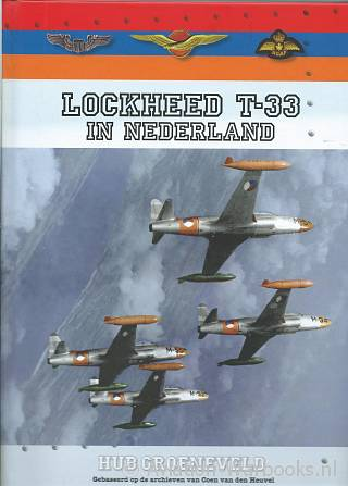 Lockheed T-33 in Nederland