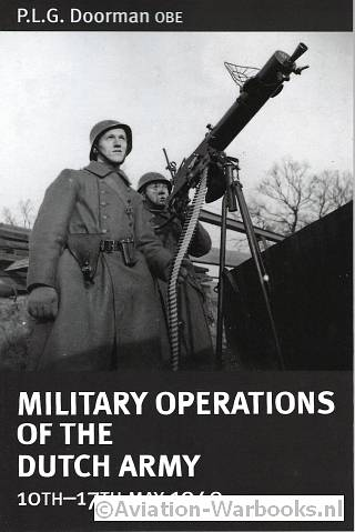 Military Operations of the Dutch Army